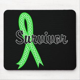 Survivor 17 Lymphoma (Non-Hodgkin's) Mouse Pad