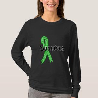 Survivor 17 Lymphoma (Non-Hodgkin's) T-Shirt