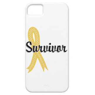 Survivor 17 Neuroblastoma iPhone 5 Cases