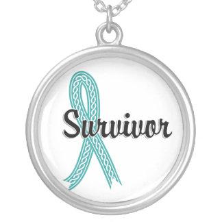 Survivor 17 Ovarian Cancer Jewelry