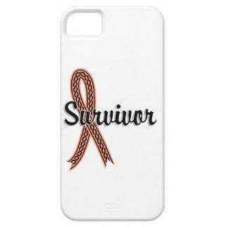 Survivor 17 Uterine Cancer iPhone 5 Cases