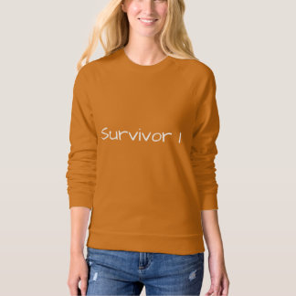 Survivor 1 Camel Brown Sweatshirt