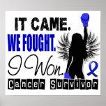 Survivor 22 Colon Cancer