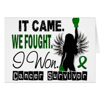 Survivor 22 Liver Cancer Cards