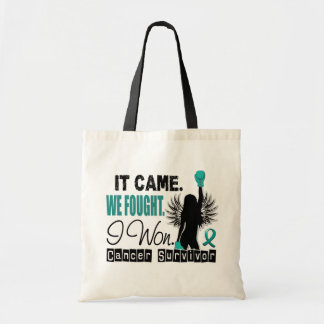 Survivor 22 Ovarian Cancer Bag