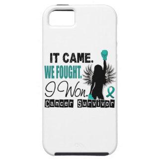 Survivor 22 Ovarian Cancer Case For The iPhone 5