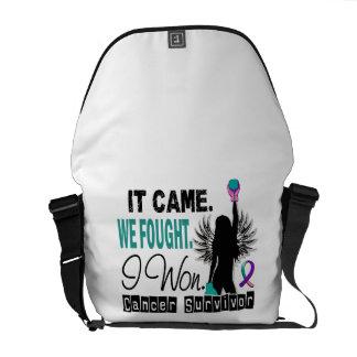 Survivor 22 Thyroid Cancer Commuter Bags