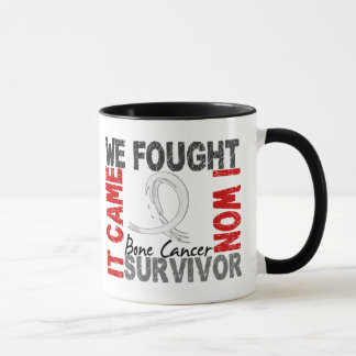 Survivor 5 Bone Cancer Mug