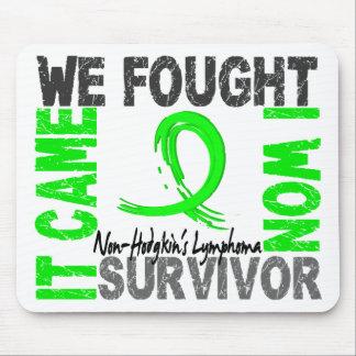 Survivor 5 Non-Hodgkin's Lymphoma Mouse Pad