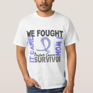 Survivor 5 Prostate Cancer Tshirts