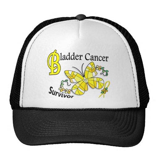 Survivor 6 Bladder Cancer Mesh Hats
