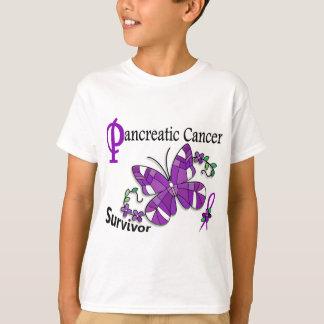 Survivor 6 Pancreatic Cancer T Shirt