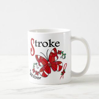 Survivor 6 Stroke Coffee Mug