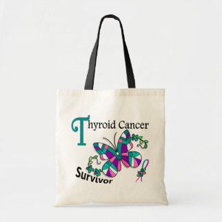 Survivor 6 Thyroid Cancer Bag