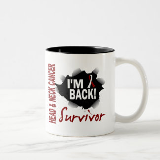Survivor 7 Head Neck Cancer Mug
