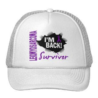 Survivor 7 Leiomyosarcoma Mesh Hat