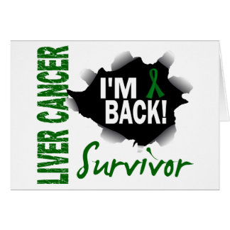 Survivor 7 Liver Cancer Cards