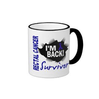 Survivor 7 Rectal Cancer Mug