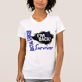 Survivor 7 Rectal Cancer T-Shirt