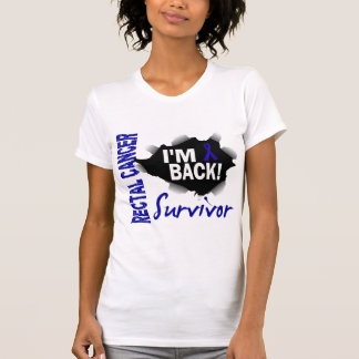 Survivor 7 Rectal Cancer Tees