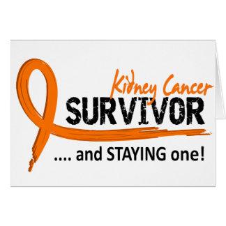 Survivor 8 Kidney Cancer Cards