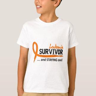 Survivor 8 Leukemia T-Shirt