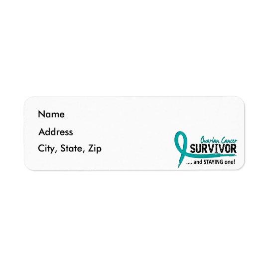 Survivor 8 Ovarian Cancer