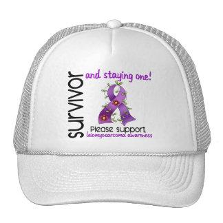 Survivor 9 Leiomyosarcoma Hats
