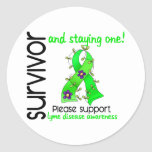 Survivor 9 Lyme Disease