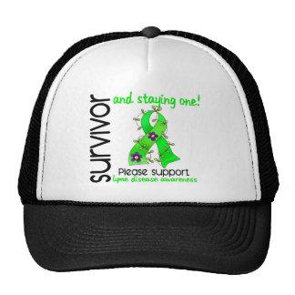 Survivor 9 Lyme Disease Cap