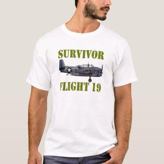 SURVIVOR:  FLIGHT 19 T-Shirt