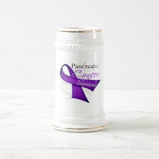Survivor - Pancreatic Cancer Mug