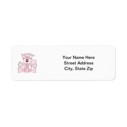 Survivor (pink bear)