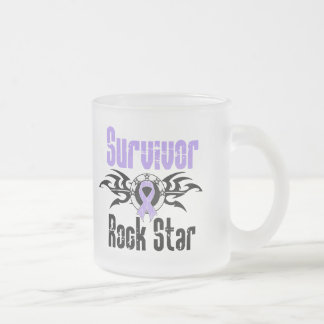 Survivor Rock Star - Cancer Survivor Coffee Mug