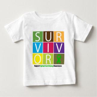 * Survivor Tile Spinal Cord Injury Tees
