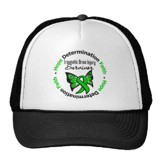Survivor Traumatic Brain Injury v2 Mesh Hats