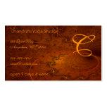 Suryasta Sun Salute Abstract Art Pack Of Standard Business Cards