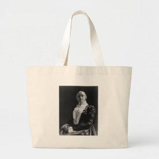 Susan B. Anthony Canvas Bag
