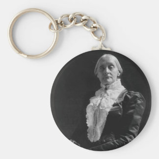 Susan B. Anthony Key Ring