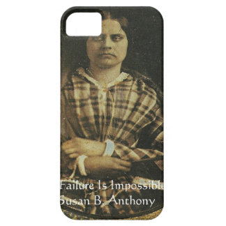 Susan B Anthony Wisdom Quote Gifts & Cards iPhone 5 Cases