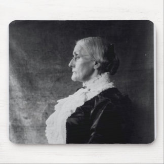 Susan Brownell Anthony Mouse Mat