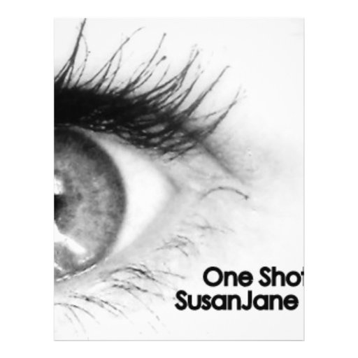 SusanJane Photography Flyers