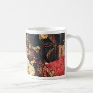 Susanna And The Elders By Rembrandt Harmensz. Van Coffee Mugs