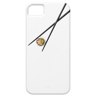 Sushi and Black chopsticks - Customized iPhone 5 Case