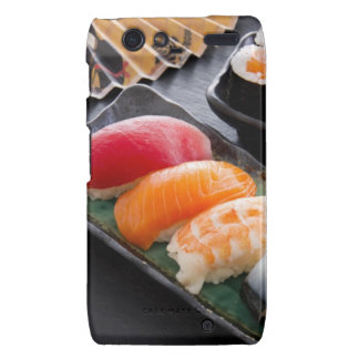 Sushi and rolls motorola droid RAZR cases