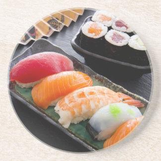 Sushi and rolls coaster