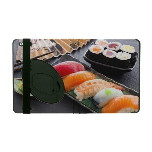 Sushi and rolls iPad covers
