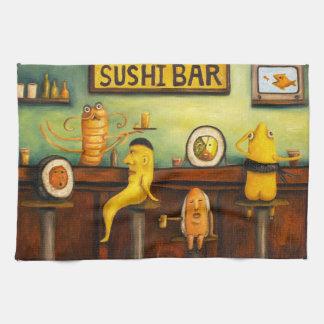 Sushi Bar Tea Towel