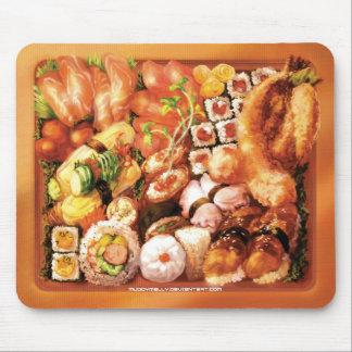 Sushi Bento Box - Mousepad