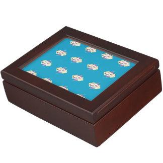Sushi blue keepsake box